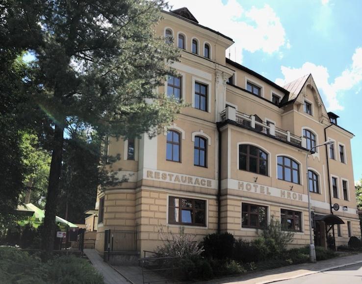 Hotel Hron Náchod